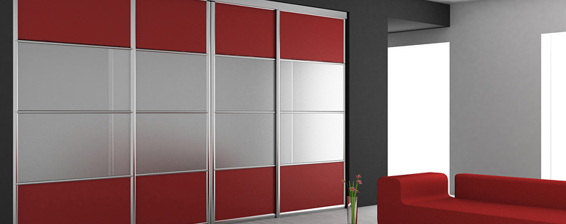 Decora interijeri - Built-in Closet