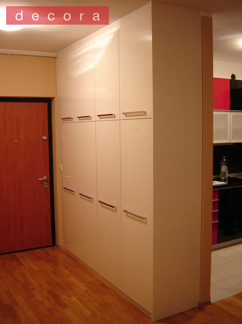 Built In Closets Decora Interijeri Ltd